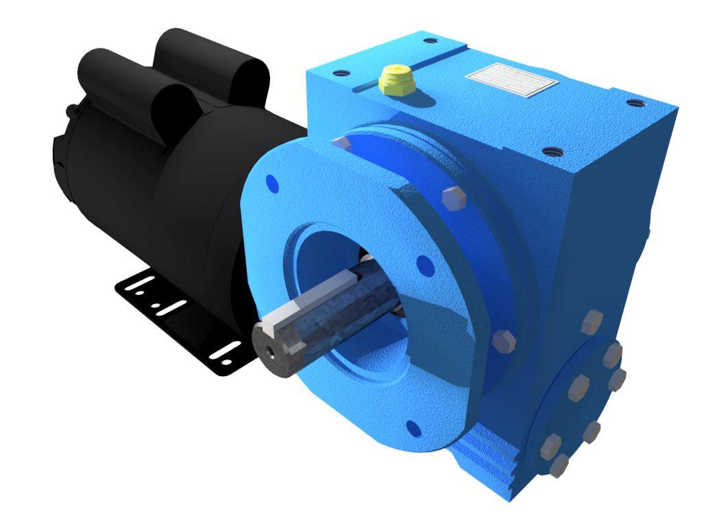 Motoredutor Redução de 1:100 com Motor Monofásico 1cv WN14