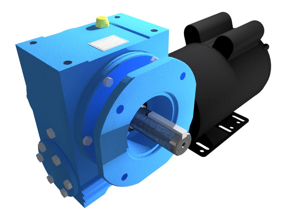 Motoredutor com Motor Monofásico de 2cv 127v e 220v e 250rpm WN15 1:7