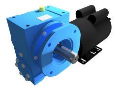 Motoredutor Redução de 1:10 com Motor Monofásico 1cv WN15