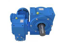 Motoredutor com 15,2rpm Motor de 0,75cv Weg Trifásico 1:112 N2N1