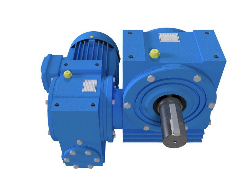 Motoredutor com 16,6rpm Motor de 2cv Weg Trifásico 1:105 N2N1