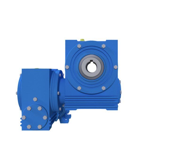 Motoredutor com 2,3rpm Motor de 1cv Weg Trifásico 1:750 N2V1
