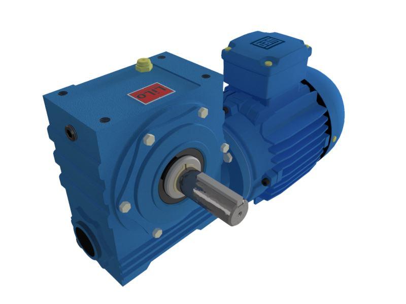 Motoredutor com motor de 1cv 117rpm Magma Weg Cestari Trifásico E0
