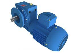 Motoredutor com motor de 0,5cv 22rpm Magma Weg Cestari Trifásico E4