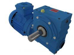 Motoredutor com motor de 0,75cv 44rpm Magma Weg Cestari Trifásico N0