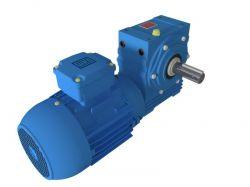 Motoredutor com motor de 0,75cv 117rpm Magma Weg Cestari Trifásico N0