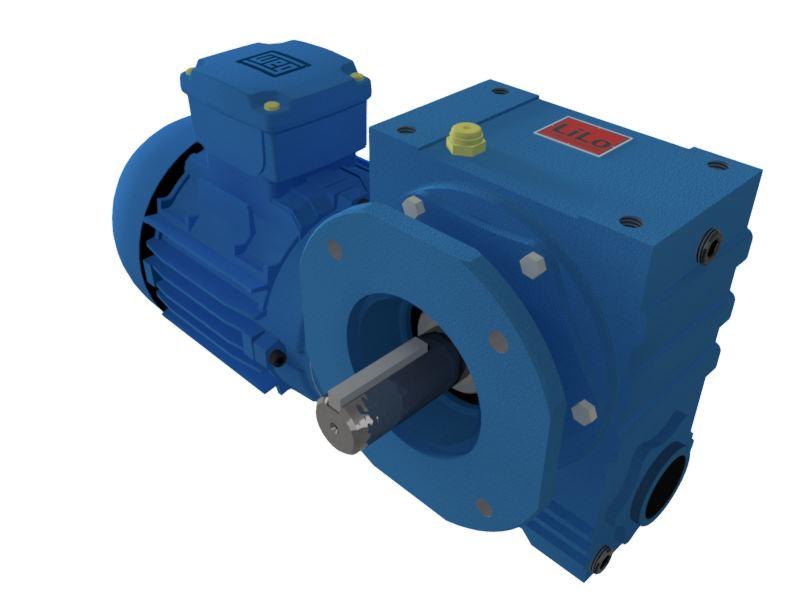 Motoredutor com motor de 3cv 56rpm Magma Weg Cestari Trifásico N3