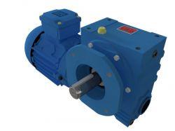Motoredutor com motor de 0,5cv 22rpm Magma Weg Cestari Trifásico N3
