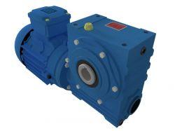 Motoredutor com motor de 0,5cv 44rpm Magma Weg Cestari Trifásico V0