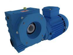 Motoredutor com motor de 0,75cv 90rpm Magma Weg Cestari Trifásico V4