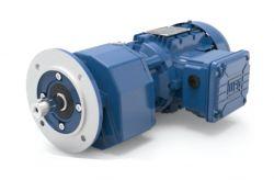Motoredutor com motor de 6cv 11rpm Coaxial Weg Cestari WCG20 Trifásico F