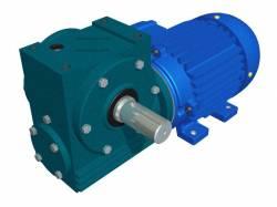 Motoredutor Redução de 1:100 com Motor de 1cv 4Polos WN2