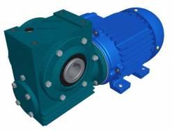 Motoredutor Redução de 1:100 com Motor de 2cv 4Polos WV1