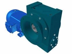 Motoredutor Redução de 1:25 com Motor de 4cv 4Polos WV8