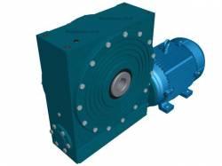 Motoredutor Redução de 1:25 com Motor de 10cv 4Polos WV1