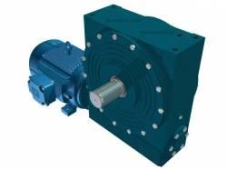 Motoredutor Redução de 1:10 com Motor de 15cv 4Polos WN1