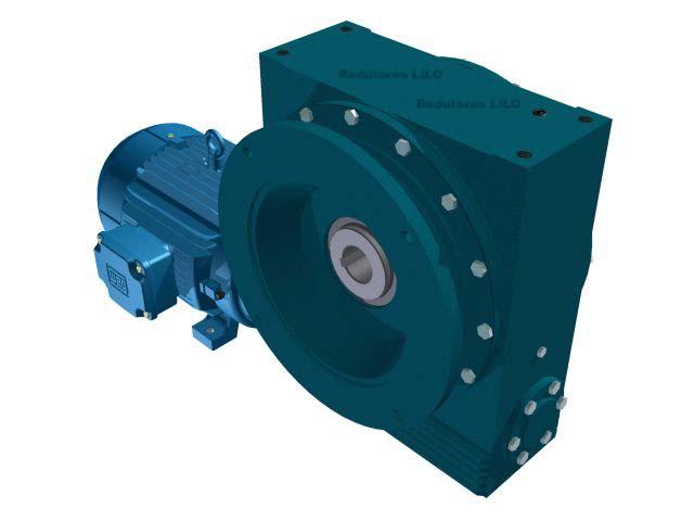 Motoredutor Redução de 1:10 com Motor de 15cv 4Polos WV8