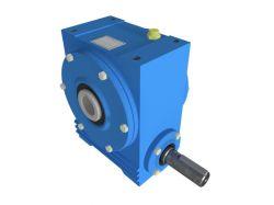 Redutor de Velocidade Tamanho ERV-110 Modelo Coroa e Rosca Sem Fim V1