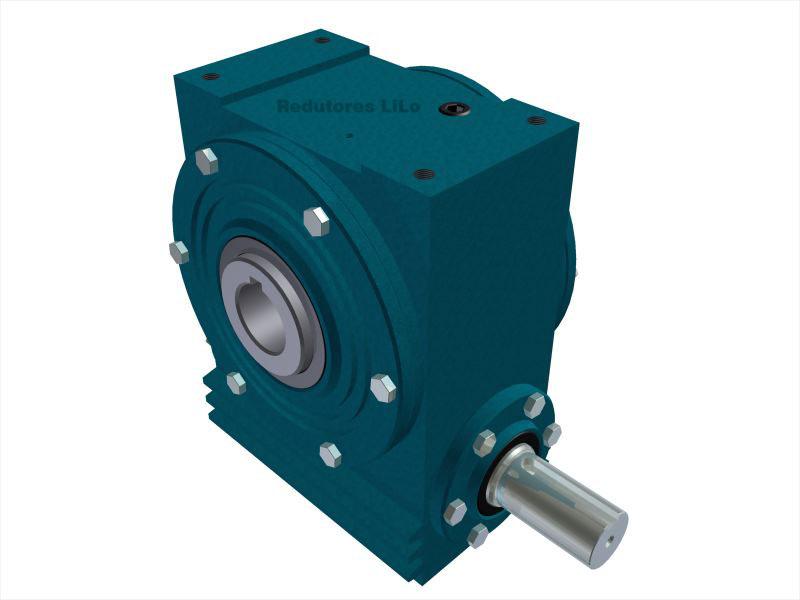 Redutor de Velocidade 1:25 para Motor de 5cv V1