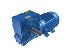 Motoredutor Redução de 1:80 com Motor de 1,5cv 4Polos WN2