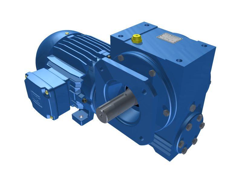 Motoredutor Redução de 1:100 com Motor de 1,5cv 4Polos WN14