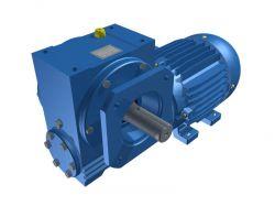 Motoredutor Redução de 1:100 com Motor de 1,5cv 4Polos WN15