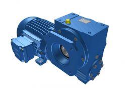 Motoredutor Redução de 1:100 com Motor de 3cv 4Polos WV8
