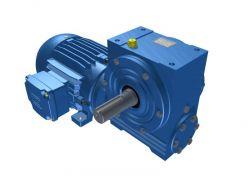 Motoredutor Redução de 1:90 com Motor de 3cv 4Polos WD1